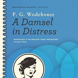 A Damsel in Distress Hörbuch