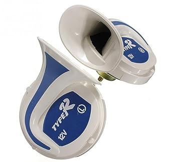 MASLEID 1 Par 12 V 150db Tono Loud Horn Auto Altavoz Alarma ...
