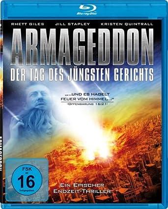 Armageddon Der Tag Des Jüngsten Gerichts Blu Ray Amazonde Rhett
