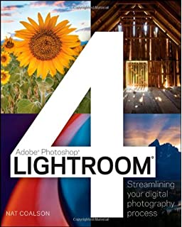 Adobe photoshop lightroom 4 book the complete guide for lightroom 4 streamlining your digital photography process fandeluxe Choice Image