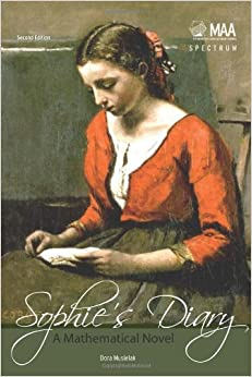 Book Sophie's Diary: A Mathematical Novel (Spectrum)