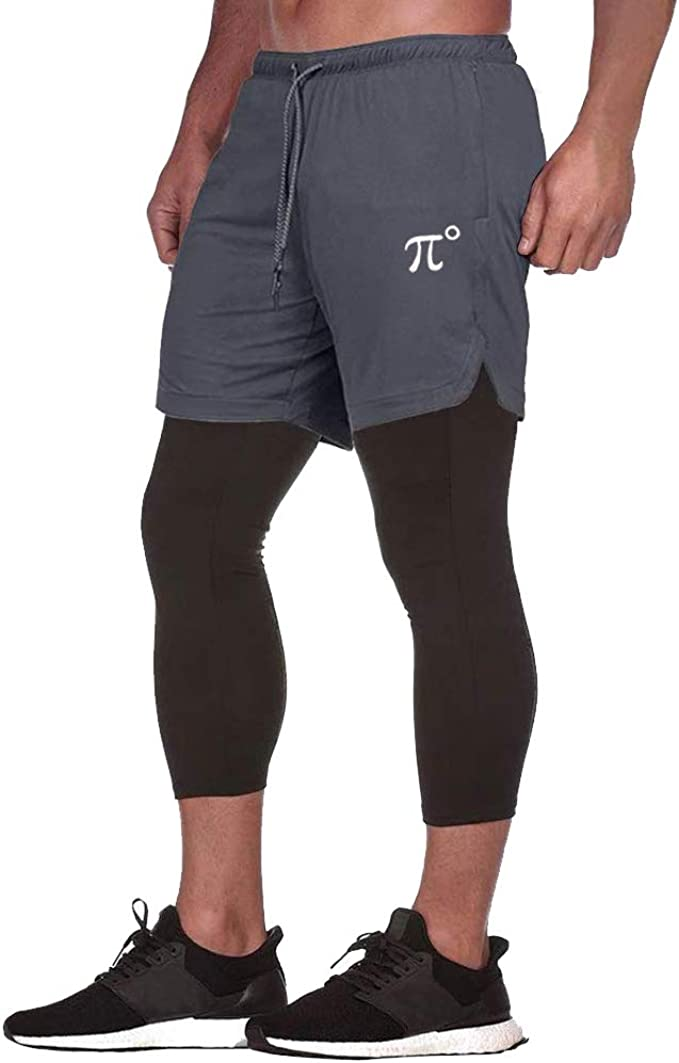 shorts with leggings mens