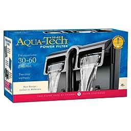 Aqua-Tech Power Aquarium Filter, 30 to 60-Gallon
