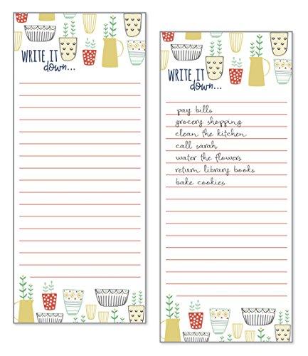 fridge magnet grocery list - 9