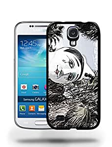 Clown Art Photo Abstract Drawing Phone Case Cover Designs for Samsung Galaxy S4