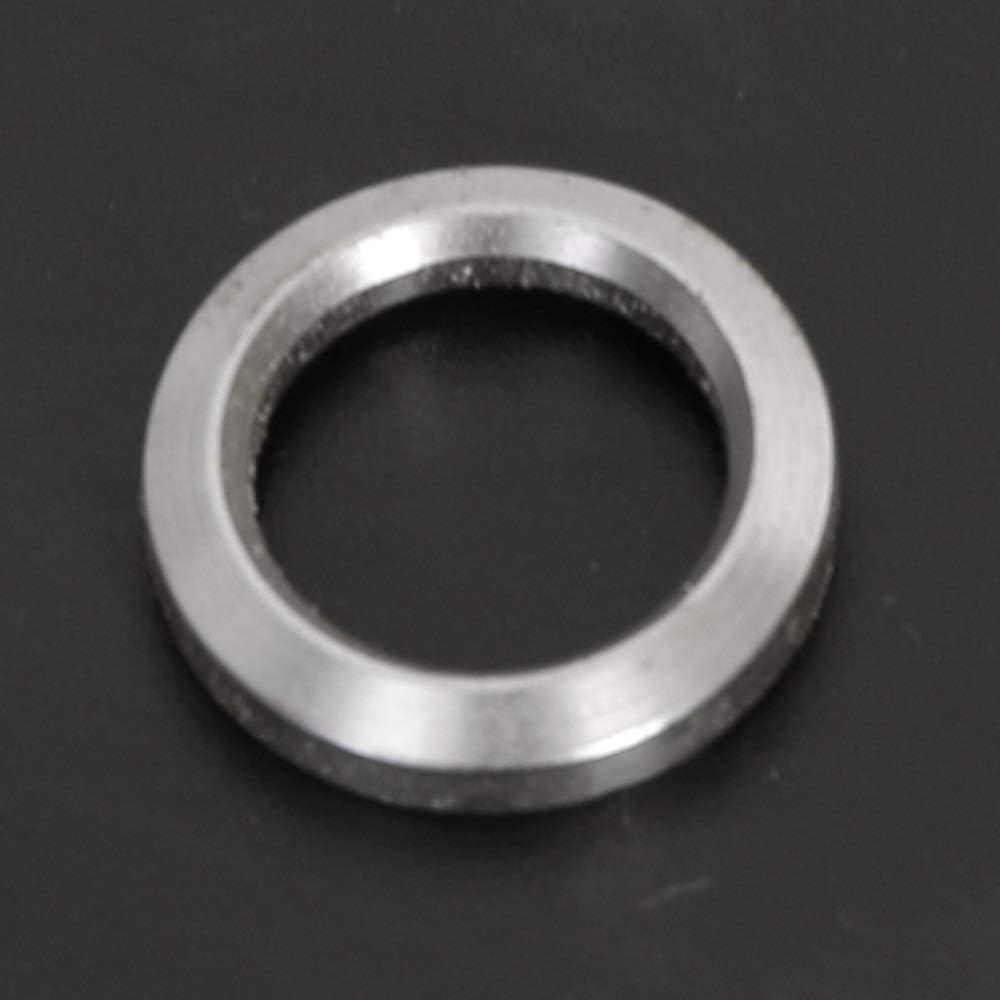 NO LOGO L-Yune, 5pcs / Pack de 0.750 Diámetro .223 / .308 Acero Rosca Crush Lavadora AR15 M4 M16 1 / 2x28 5 / 8x24 Paso Entre Compensador Protector de roscas (Color : Steel 308)