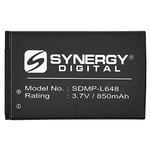 Kyocera Coast S2151 Cell Phone Battery (Li-Ion 3.7V 850mAh) Rechargable Battery - Replacement For Kyocera SCP-44LBPS Cellphone Battery by EMPIRE