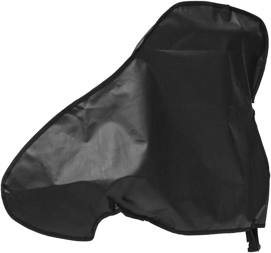 Waterproof Caravan Hitch Cover PVC Trailer Tow Ball Coupling Lock Breathable Dust Rain Snow Dustproof Protector