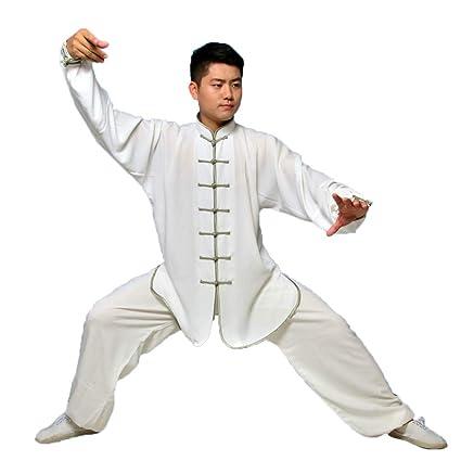 BBLAC 2KEY B2KEY®Unisexo Taijiquan Uniforme Tai Chi Ropa ...