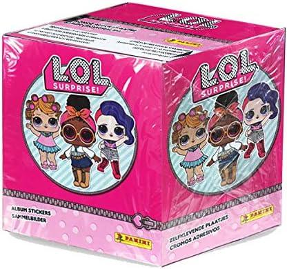 Panini LOL, 2429 – 004, Rosa: Amazon.es: Juguetes y juegos