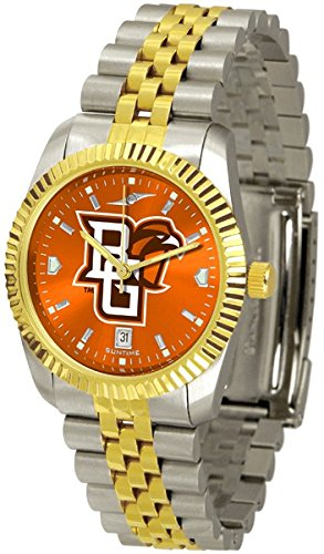 Executive Mens Watch Falcons (SunTime Bowling Green State Falcons Ladies Executive AnoChrome Watch)
