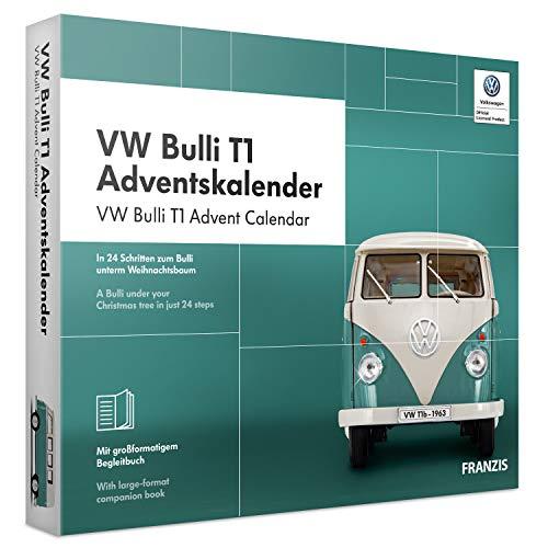 [해외]Eight Innovation VWAC019 Volkswagen Bulli T1 Advent Calendar Black / Eight Innovation VWAC019 Volkswagen Bulli T1 Advent Calendar, Black