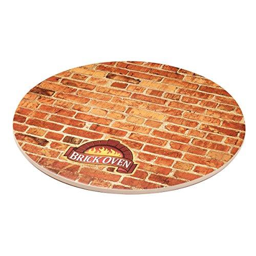 Brick Oven Round Pizza Stone 16 Inch Home Garden Kitchen