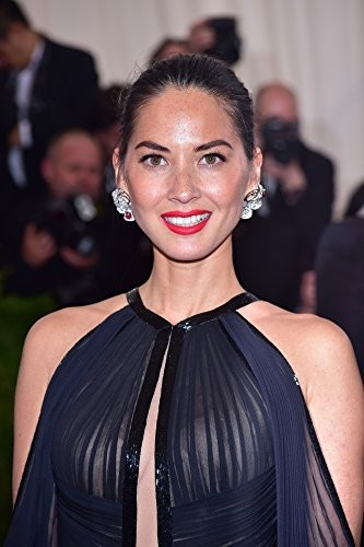 Olivia Munn At Arrivals For 'China: Through The Looking Glass' Opening Night Met Gala - Part 2 Photo Print (16 x - Glasses Olivia Munn