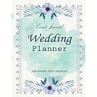 Wedding Planner: My Wedding Event Journal Organizer &