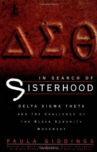 By Paula J Giddings - In Search Of Sisterhood (Reprint) (7/30/94)