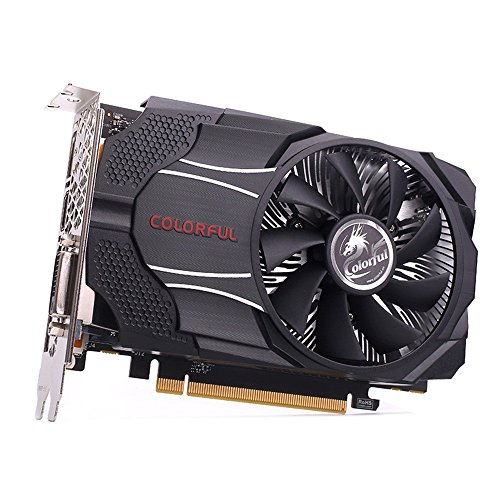 Littleice Video Graphics Card Colorful GTX1060 Mini OC 3G GDDR5 192Bit PCI Express Game Video Card Graphics Card