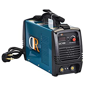 2. S160-DR, 160-Amp Stick Arc Welder IGBT DC Inverter 115 & 230V