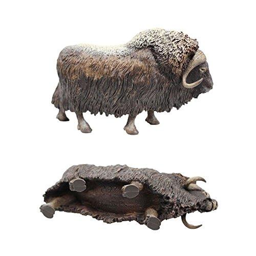 Collecta 88837 Musk Ox Miniature Animal Figure Toy Collecta Korea