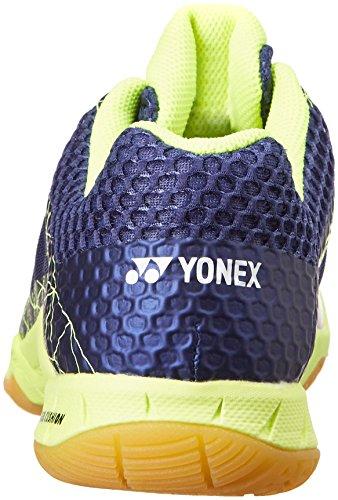 YONEX SHB aerus 2Mex Hombre Bádminton Botín azul marino