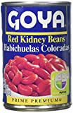 Goya Red Kidney Beans, 15.5 ounces