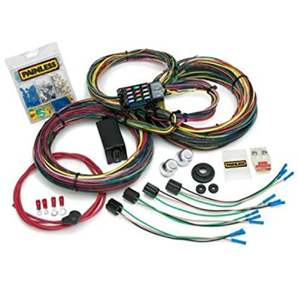 Prime Amazon Com Painless Performance Products 10123 66 76 Ford Muscle Wiring 101 Archstreekradiomeanderfmnl