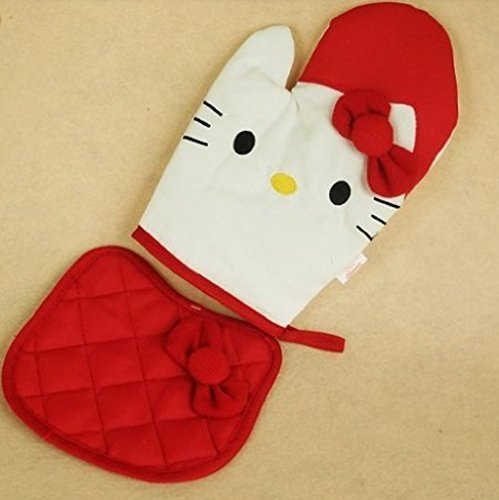 XXJ New Kitchen Wear- Microwave Oven Mitts & Pot Holders ...