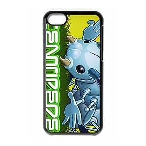 iPhone 5c Cell Phone Case Black Centipede Infestation VIU973866