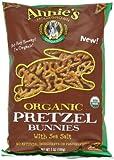 Annie's Organic Pretzel Bunnies, 7 oz, 6 Pack