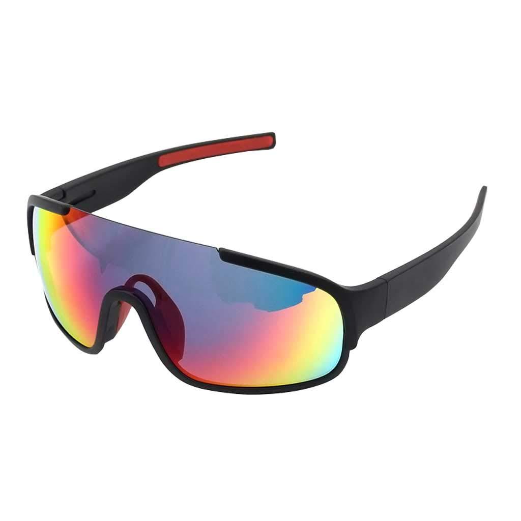 Unbekannt Männer und Frauen im Freien polarisierte Reitspiegel Windproof Sand UV Sportbrille