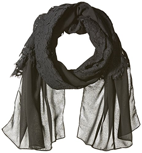 Calvin Klein Womens All Over Lace Scarf