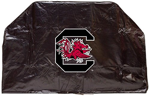 South Carolina Gamecocks Grill Cover - NCAA South Carolina Fighting Gamecocks 68-Inch Grill Cover