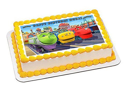 Chugginton Cake Kit