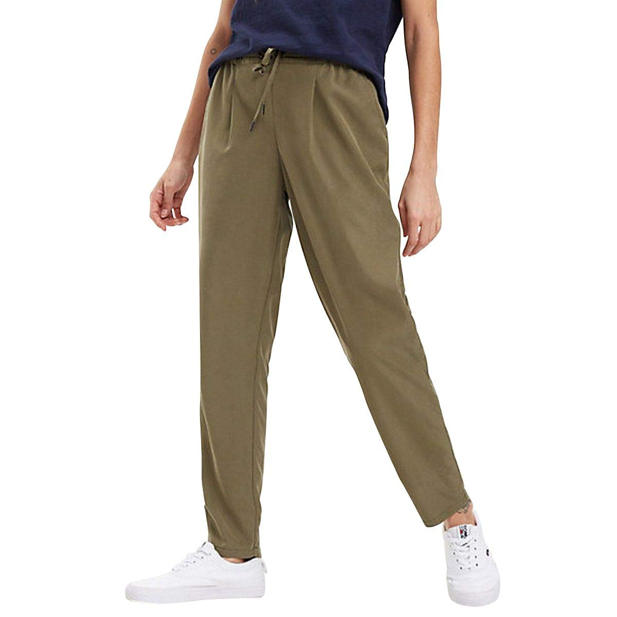 Tommy Jeans Tjw Fluid Jog Pant Pantalones de Deporte para Mujer