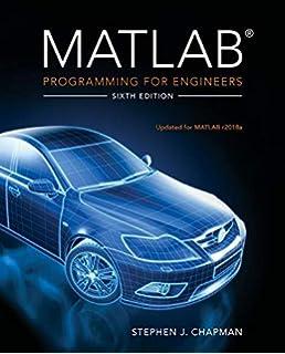 Matlab Programming For Engineers 5th Edition Pdf
