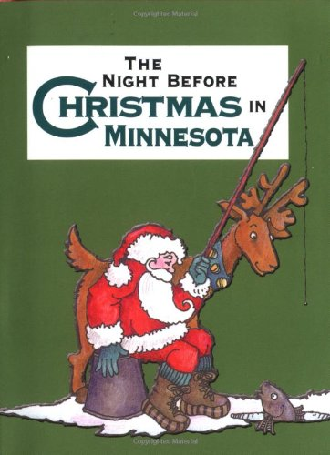 Read Online Night Before Christmas in Minnesota, The (Night Before Christmas (Gibbs)) PDF
