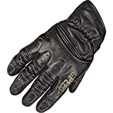 Speed & Strength Rust And Redemption Gloves (LARGE) (BLACK)