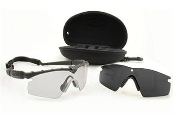 25690dbc67d Oakley-Gafas militar ballistic Oakley M FRAME ARRAY 2,0, color negro:  Amazon.es: Electrónica