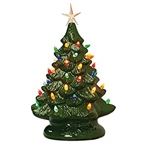 Fox Valley Traders Ceramic Christmas Tree 95