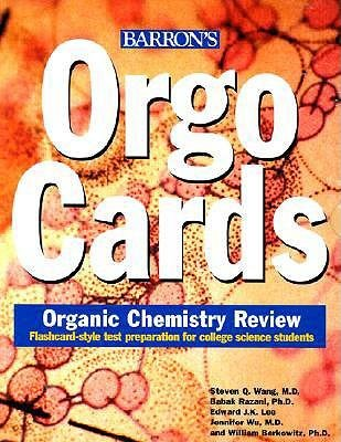 Download [(Orgocards Organic Chemistry Review)] [Author: Wang] published on (March, 2002) PDF