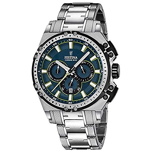 Festina Mens Watch Sport Chrono Bike F16968-3