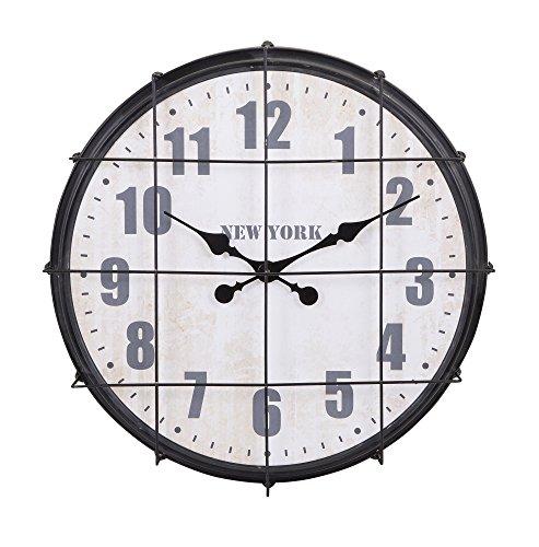 IMAX 88679 Ella Elaine New York Cage (Elaine Wall Clock)