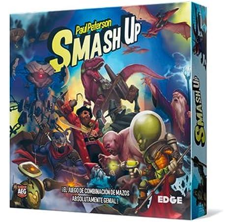 Edge Entertainment Smash up-Cartas: Amazon.es: Juguetes y juegos
