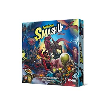 Edge Entertainment Smash up-Cartas