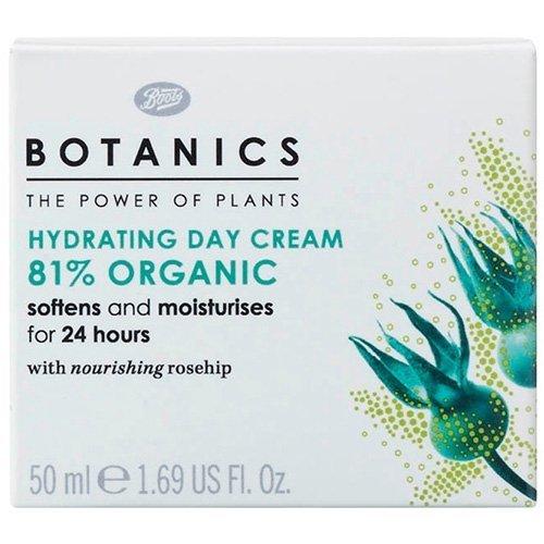 Boots Botanics Organic Hydrating Day Cream 1.69 fl oz (50 ()