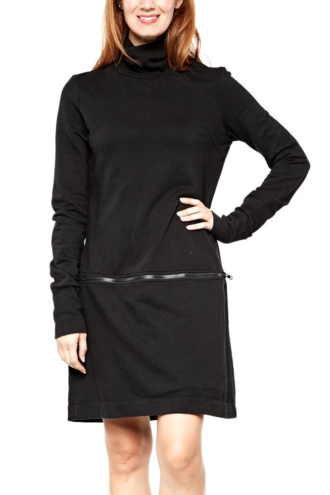 Prairie Underground Travel Dress in Black XL