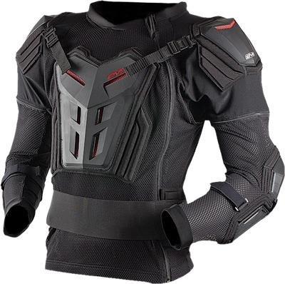EVS Comp Suit Black XL