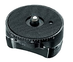 Manfrotto 627 Basic Panoramic Head Adapter (Black)