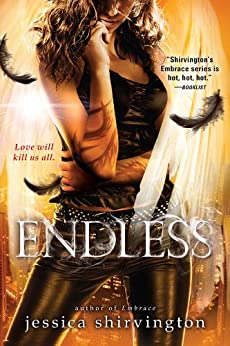 Endless (Embrace Book 4) by [Shirvington, Jessica]
