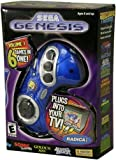 Sega Genesis Radica Plug and Play 6 Games-In-One